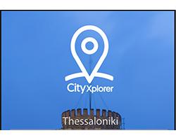 CityXplorer app