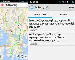MobilitySense app